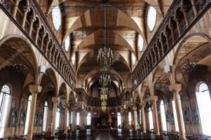 ノートルダム大聖堂って木造建築…ですか?